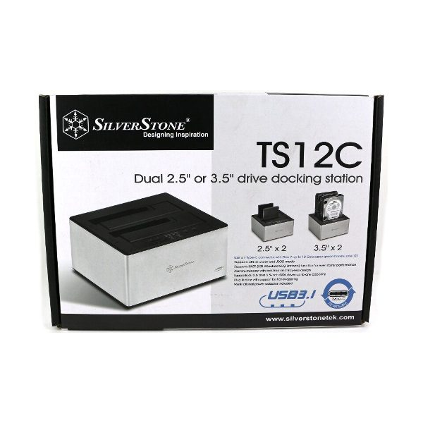 Review: Silverstone SST-TS12C