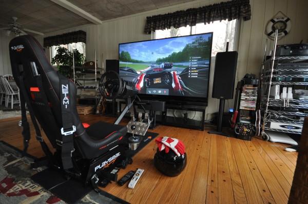 O incrível mundo do simuladores de corrida