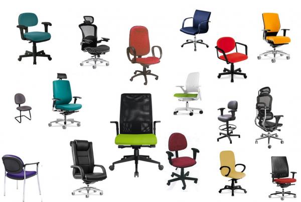 Guia WAZ de ergonomia: Como escolher uma cadeira para usar no computador