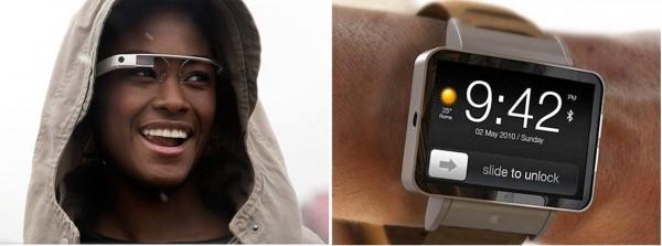 Computadores de vestir: smartwatches, google glass e o futuro