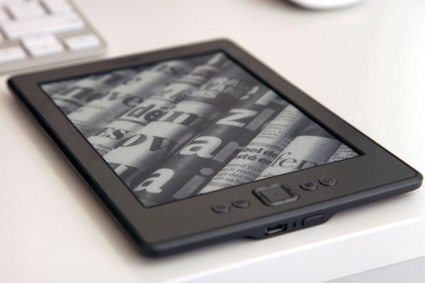 Adora ler? Você precisa conhecer os e-readers!
