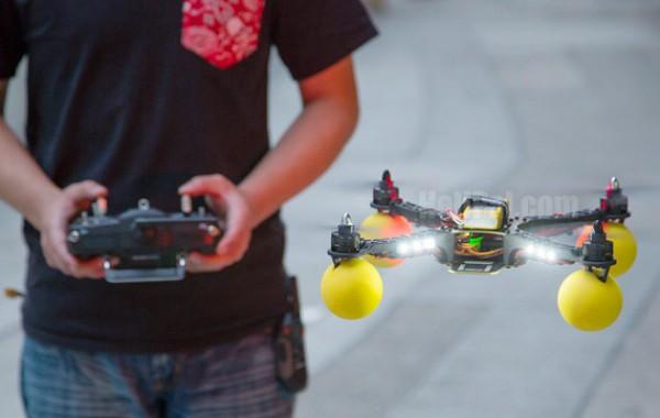 Conheça a febre dos drones e suas funções