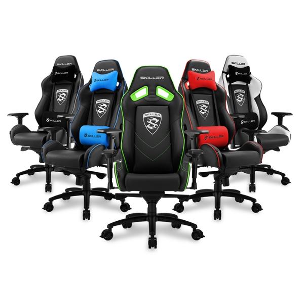 Você conhece a linha de cadeiras Gamer Sharkoon?