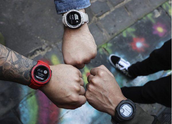 Garmin anuncia a nova linha de smartwatch