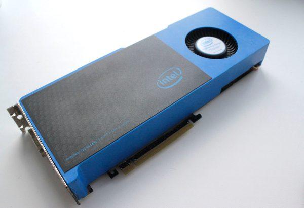 Confira o teaser da placa gráfica Intel para jogos