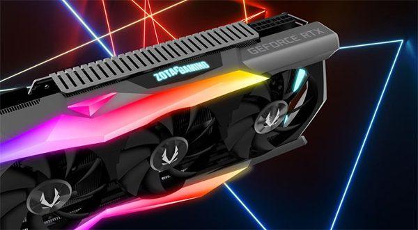 As Zotac GeForce RTX AMP Extreme estão chegando