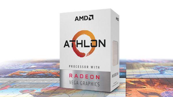 Os novos Athlon 220GE e 240GE com GPU integrada Vega
