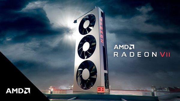 AMD divulga a GPU Radeon VII em 7nm