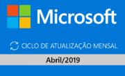 Atualização de Abril do Windows afetando antivírus