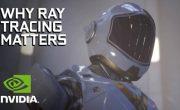 Tecnologia Ray Tracing melhorada